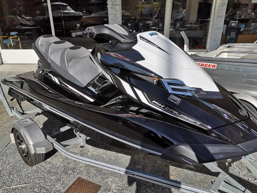 Yamaha / FX SVHO Cruiser / 2017